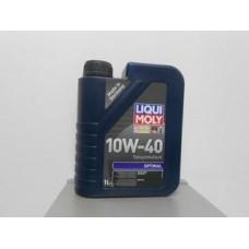 Масло LIQUI MOLY OPTIMAL 10w40 SL/CF A3/B3 (1л) п/синт