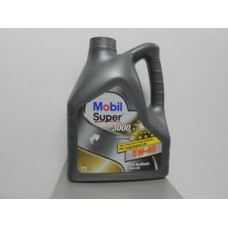 Масло Mobil Super 3000 X1 Diesel 5w40 CF A3/B4 (4л) синт.