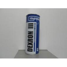 "Масло ""High Way"" ATF Dexron III (1л) п/синт"